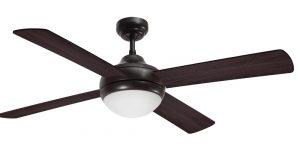 ventiladores con mando practic llum